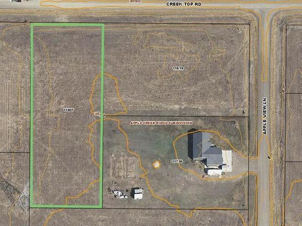 null bed null bath Vacant Land at 11607 Creek Top Rd Bismarck, ND, 58504 is for sale at 70k - 1 of 2