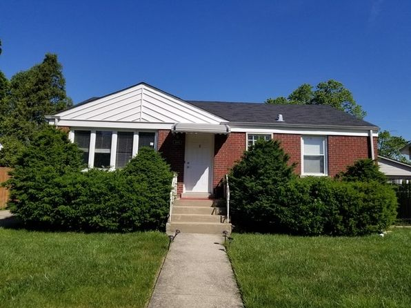 4 bed 2 bath Single Family at 4448 Emerson Ave Schiller Park, IL, 60176 is for sale at 160k - google static map