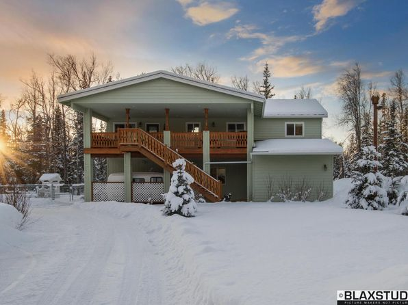 3 bed 3 bath Single Family at 8715 N Sun Valley Dr Palmer, AK, 99645 is for sale at 460k - 1 of 80