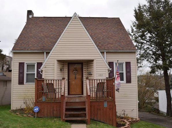 3 bed 2 bath Single Family at 422 Oak St West Mifflin, PA, 15122 is for sale at 95k - 1 of 17