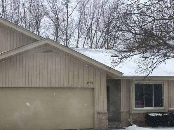 2 bed 3 bath Single Family at 1984 Hunters Ln Lake Orion, MI, 48360 is for sale at 190k - 1 of 28