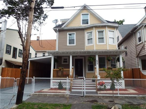 3 bed 2 bath Single Family at 604 Norman St Bridgeport, CT, 06605 is for sale at 185k - 1 of 25