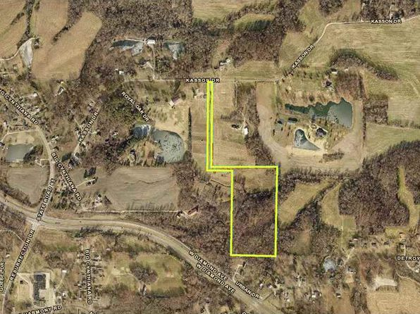null bed null bath Vacant Land at 4606 Kasson Dr Evansville, IN, 47720 is for sale at 220k - google static map