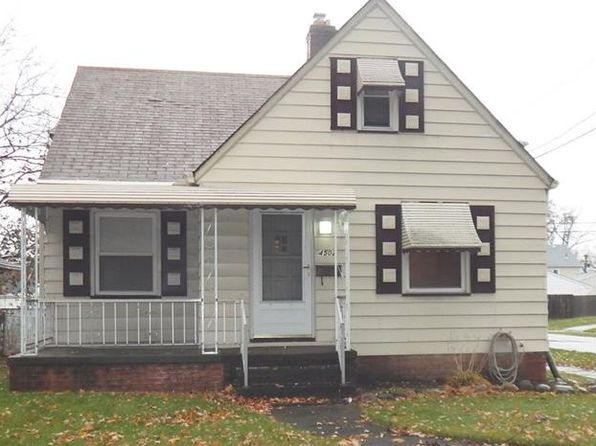 3 bed 1 bath Single Family at 4502 Bader Ave Cleveland, OH, 44109 is for sale at 75k - 1 of 22
