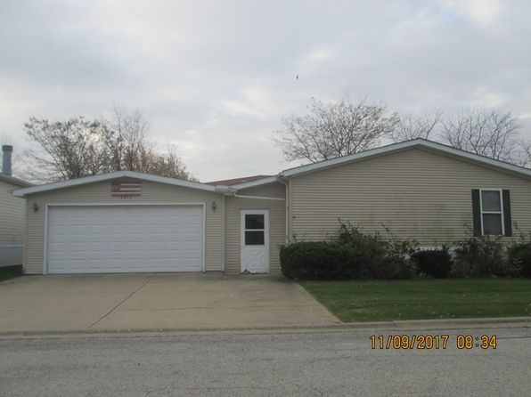 3 bed 2 bath Mobile / Manufactured at 5015 Colonial Dr Monee, IL, 60449 is for sale at 20k - 1 of 29