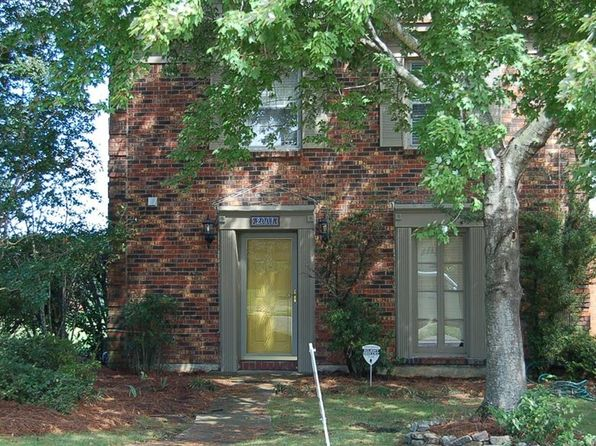 3 bed 3 bath Townhouse at 2001 Rexford Rd Montgomery, AL, 36116 is for sale at 60k - google static map
