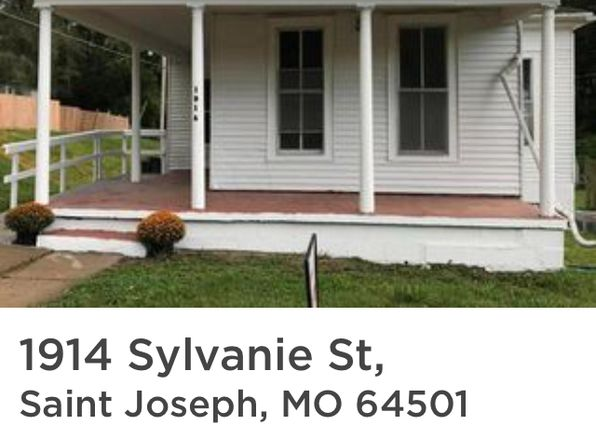2 bed 1 bath Single Family at 1914 Sylvanie St Saint Joseph, MO, 64501 is for sale at 29k - google static map