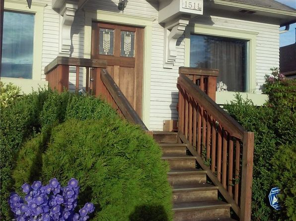 3 bed 1 bath Single Family at 1511 Broadway Everett, WA, 98201 is for sale at 250k - 1 of 8