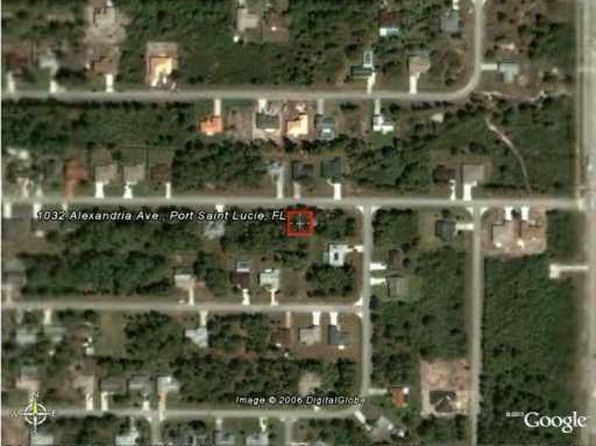 3 bed null bath Vacant Land at 1032 SW ALEXANDRIA AVE PORT ST LUCIE, FL, 34953 is for sale at 27k - 1 of 2