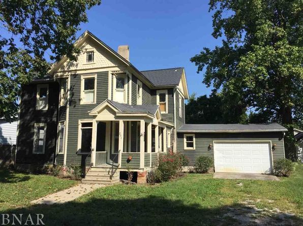 4 bed 2 bath Single Family at 204 E Elm St Le Roy, IL, 61752 is for sale at 24k - google static map