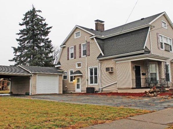 5 bed 2 bath Single Family at 206 E West St Georgetown, IL, 61846 is for sale at 98k - 1 of 11