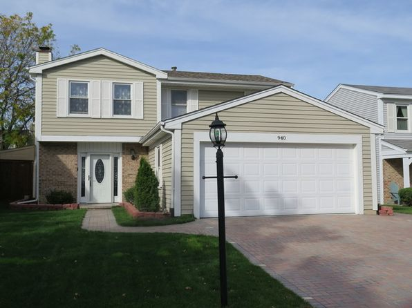 3 bed 2 bath Single Family at 940 Edenwood Dr Roselle, IL, 60172 is for sale at 290k - 1 of 21