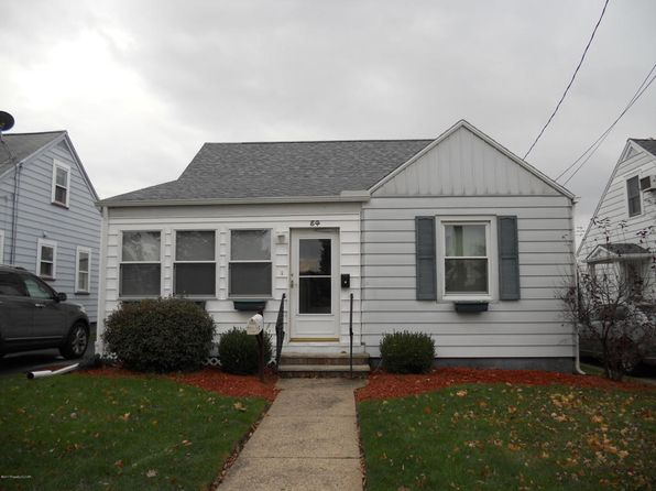 3 bed 1 bath Single Family at 54 Seminary Pl Kingston, PA, 18704 is for sale at 110k - 1 of 25