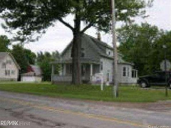 3 bed 2 bath Single Family at 4508 S Huron River Dr Flat Rock, MI, 48134 is for sale at 50k - google static map
