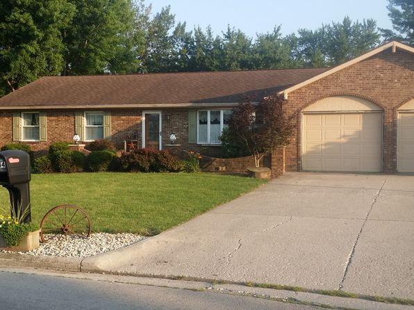 4 bed 2 bath Single Family at 144 Hillcrest Dr Bluffton, OH, 45817 is for sale at 208k - 1 of 18
