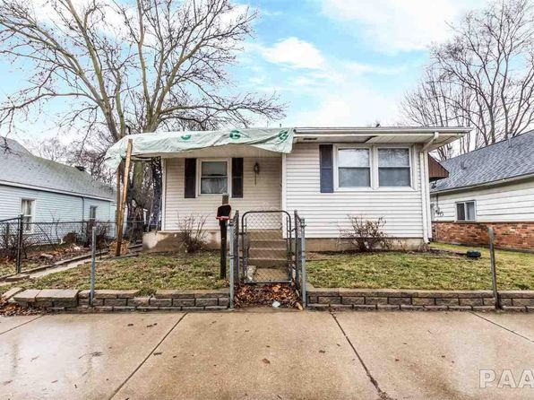 3 bed 1 bath Single Family at 2317 W Malone St Peoria, IL, 61605 is for sale at 30k - 1 of 7