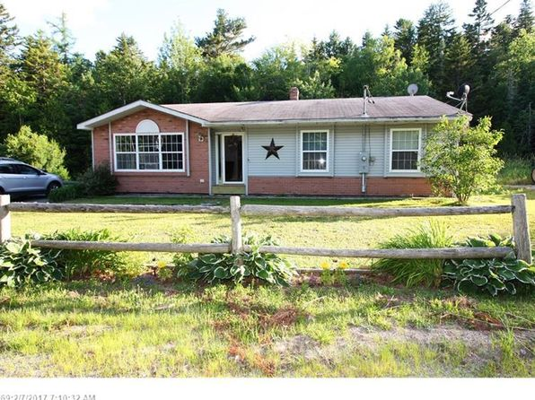3 bed 1.5 bath Single Family at 110 Station Rd Jonesboro, ME, 04648 is for sale at 95k - 1 of 20