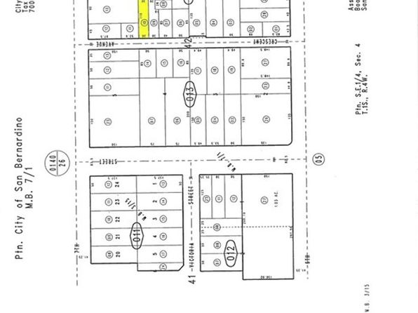 null bed null bath Vacant Land at 673 N Crescent Ave San Bernardino, CA, 92410 is for sale at 41k - 1 of 3