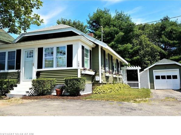 2 bed 1 bath Single Family at 159 Riverside Dr Augusta, ME, 04330 is for sale at 120k - 1 of 22