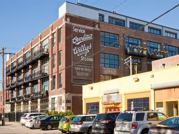 2 bed 2 bath Condo at 444 W Willis St Detroit, MI, 48201 is for sale at 510k - 1 of 43