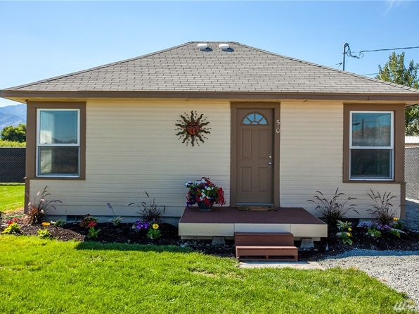2 bed 0.75 bath Single Family at 50 Madeline Rd Manson, WA, 98831 is for sale at 169k - 1 of 23