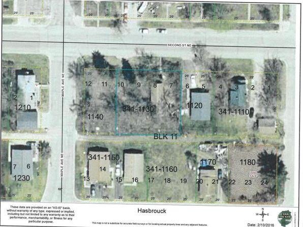 null bed null bath Vacant Land at 118 SECOND ST NE CASS LAKE, MN, 56633 is for sale at 7k - google static map