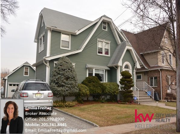 4 bed 3 bath Single Family at 825 Elm Ave Ridgefield, NJ, 07657 is for sale at 565k - 1 of 21
