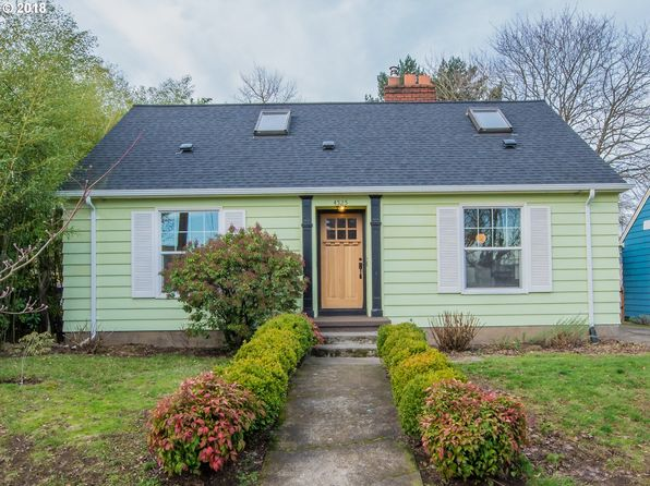 3 bed 2 bath Single Family at 4525 NE 41st Ave Portland, OR, 97211 is for sale at 525k - 1 of 32