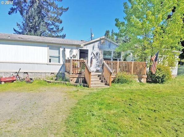 4 bed 2 bath Mobile / Manufactured at 568 Charles St Yoncalla, OR, 97499 is for sale at 85k - 1 of 14