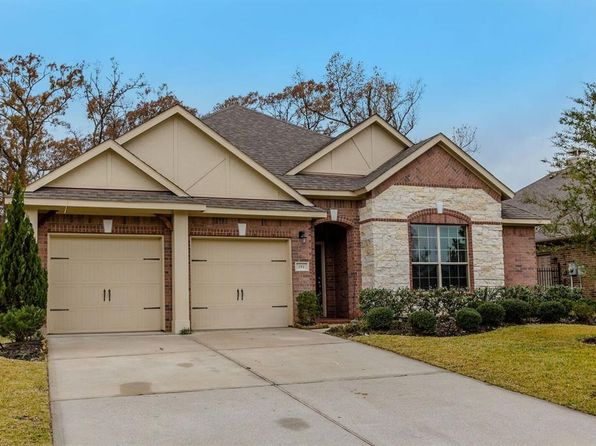 4 bed 3 bath Single Family at 184 W Heritage Mill Cir The Woodlands, TX, 77375 is for sale at 320k - 1 of 32