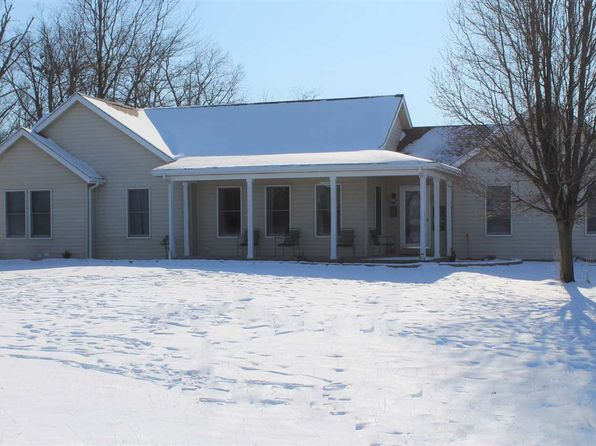 3 bed 3 bath Single Family at 10396 E 300 S Upland, IN, 46989 is for sale at 220k - 1 of 26
