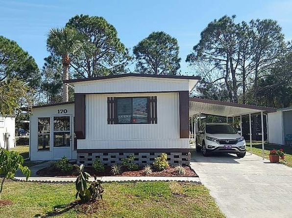 2 bed 2 bath Mobile / Manufactured at 2051 Pioneer Trl New Smyrna Beach, FL, 32168 is for sale at 25k - 1 of 15