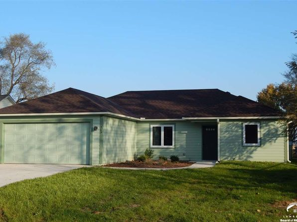 3 bed 2 bath Single Family at 769 Hickory St Lawrence, KS, 66044 is for sale at 205k - google static map