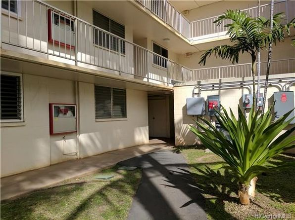 1 bed 1 bath Townhouse at 85-175 Farrington Hwy Waianae, HI, 96792 is for sale at 110k - 1 of 10
