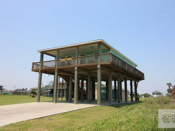 3 bed 2 bath Single Family at 1843 Redfish Ln Pt Bolivar, TX, 77650 is for sale at 349k - 1 of 12