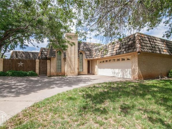 3 bed 2 bath Single Family at 3282 Woodhollow Cir Abilene, TX, 79606 is for sale at 190k - 1 of 27