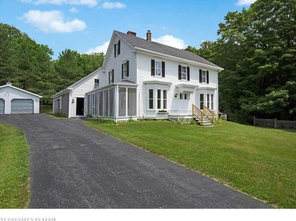 4 bed 1 bath Single Family at 3 N Verrill Rd Minot, ME, 04258 is for sale at 200k - 1 of 35