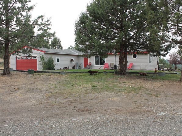 4 bed 2 bath Single Family at 60587 Three Point Rd Canyon City, OR, 97820 is for sale at 275k - 1 of 32