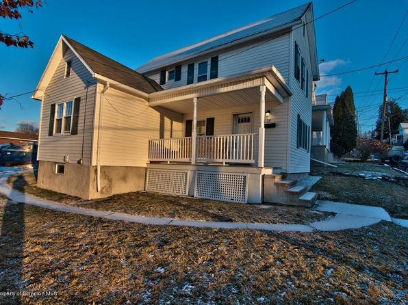 3 bed 2 bath Single Family at 54 Union St Pittston, PA, 18640 is for sale at 170k - 1 of 26