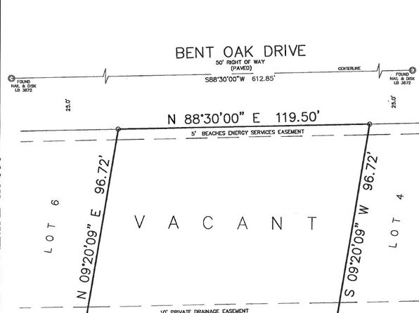 null bed null bath Vacant Land at 105 BENT OAK DR PONTE VEDRA BEACH, FL, 32082 is for sale at 275k - 1 of 4