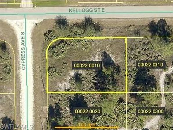 null bed null bath Vacant Land at 503 CYPRESS AVE S LEHIGH ACRES, FL, 33974 is for sale at 5k - google static map