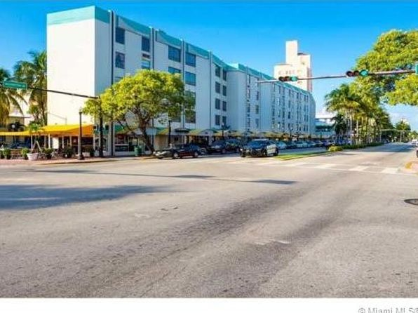 1 bed 1 bath Condo at 710 Washington Ave Miami Beach, FL, 33139 is for sale at 169k - 1 of 9