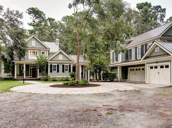 5 bed 6 bath Single Family at 4 McIntosh Rd Hilton Head Island, SC, 29926 is for sale at 995k - 1 of 43