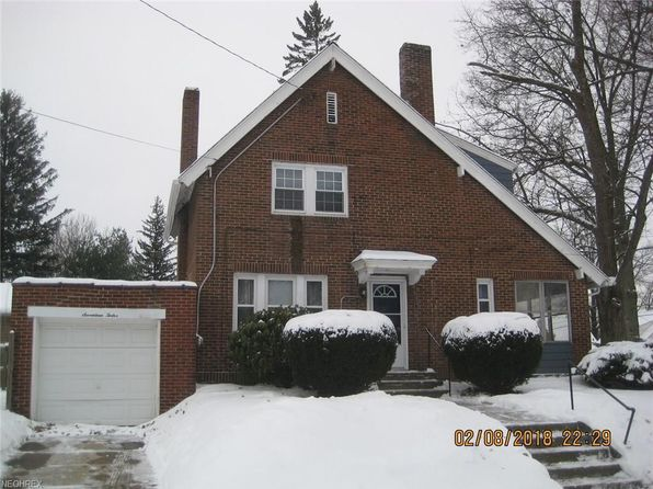 2 bed 1 bath Single Family at 1712 Honodle Ave Akron, OH, 44305 is for sale at 60k - 1 of 16