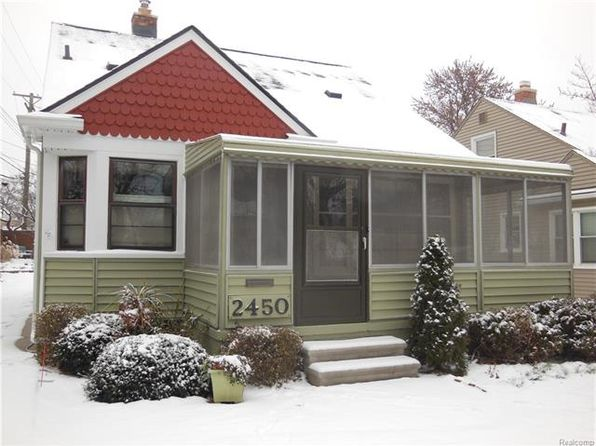 3 bed 1.5 bath Single Family at 2450 Edgewood Blvd Berkley, MI, 48072 is for sale at 160k - 1 of 19