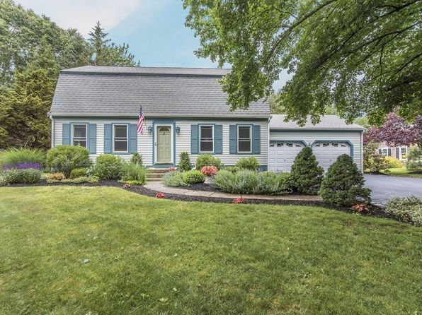 3 bed 2 bath Single Family at 21 Seaflower Ln Marshfield, MA, 02050 is for sale at 480k - 1 of 28