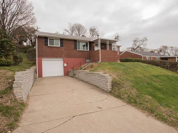 3 bed 1 bath Single Family at 227 Dennison Dr West Mifflin, PA, 15122 is for sale at 125k - 1 of 25