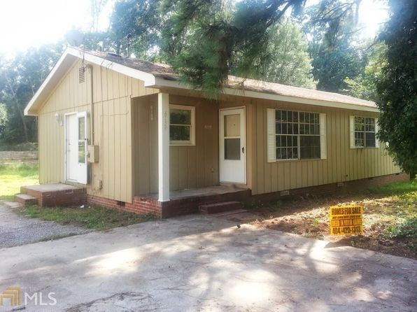 4 bed 2 bath Single Family at 6159 Green Acres Dr SW Covington, GA, 30014 is for sale at 64k - 1 of 7