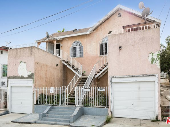 4 bed 2 bath Multi Family at 1164 N Rowan Ave Los Angeles, CA, 90063 is for sale at 499k - 1 of 28