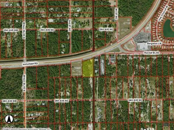 null bed null bath Vacant Land at 332800 Immokalee Rd Naples, FL, 34120 is for sale at 429k - google static map